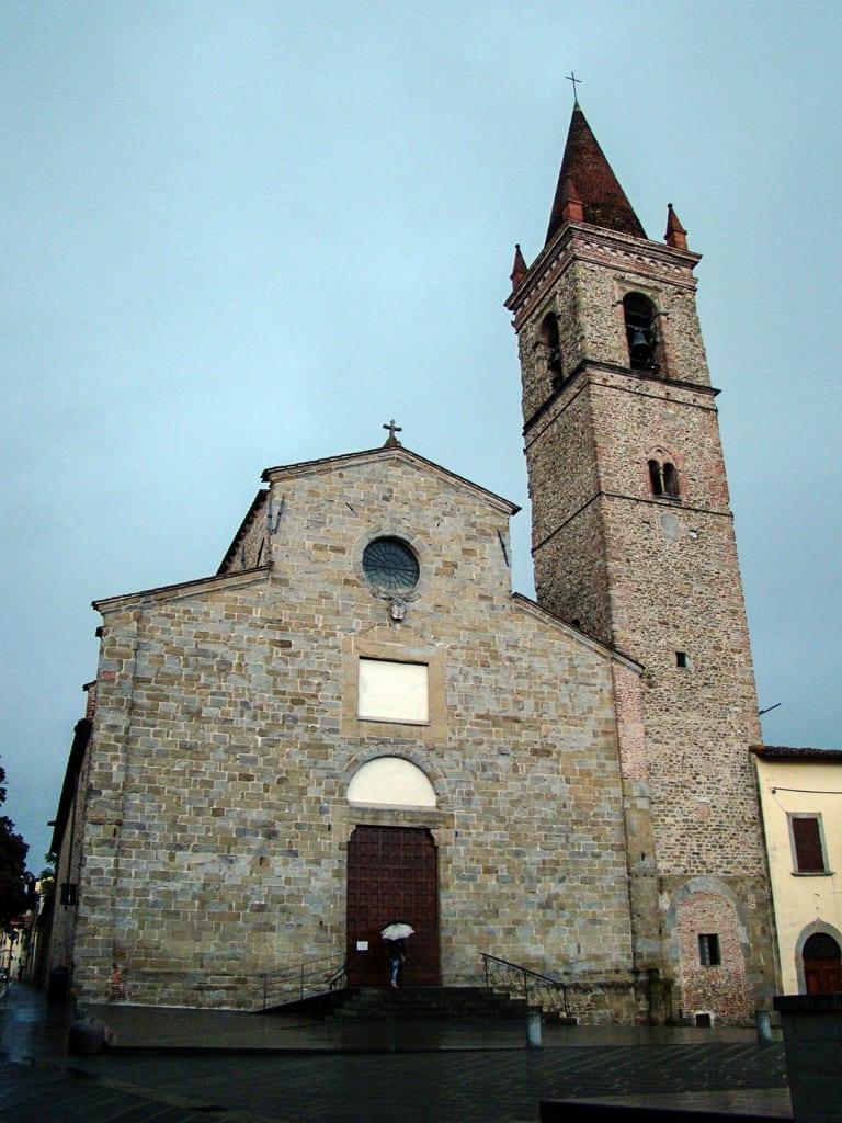 Fazer um bate-e-volta em Arezzo é uma boa pedida para os domingos ociosos
