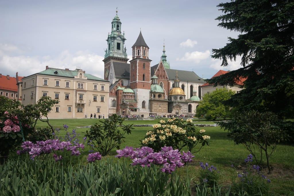 Complexo Wawel, Cracóvia, Polônia