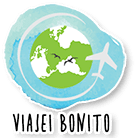 Logo do Viajei Bonito