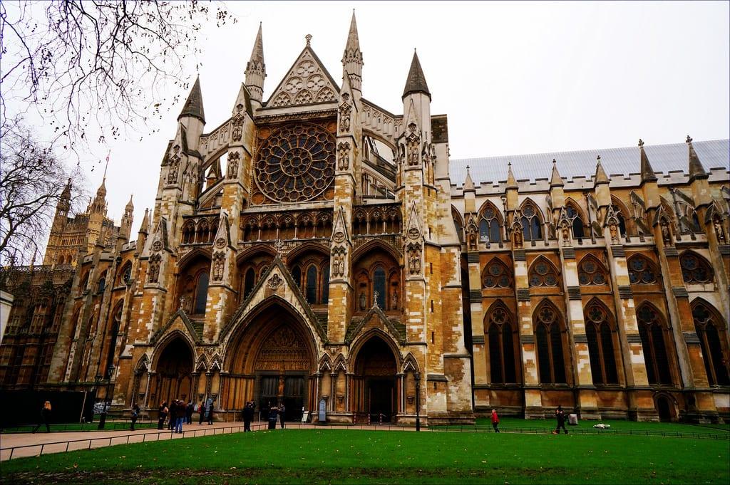 Westminster Abbey, em Londres