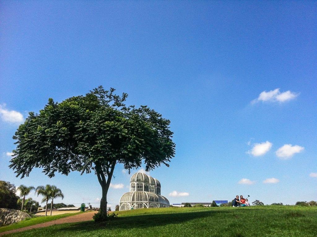 O clássico Jardim Botânico de Curitiba: visita indispensável