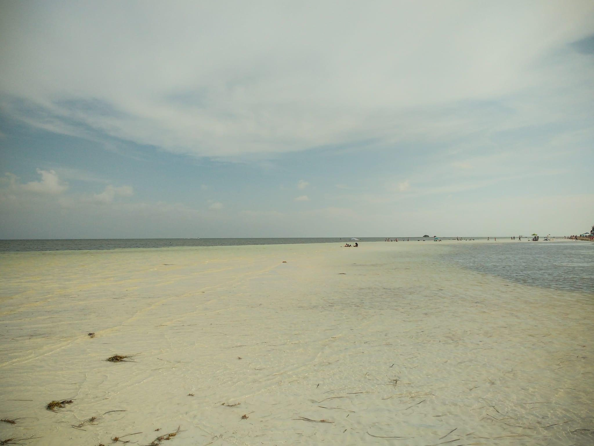 Bahia Honda State Park, em Florida Keys, Estados Unidos