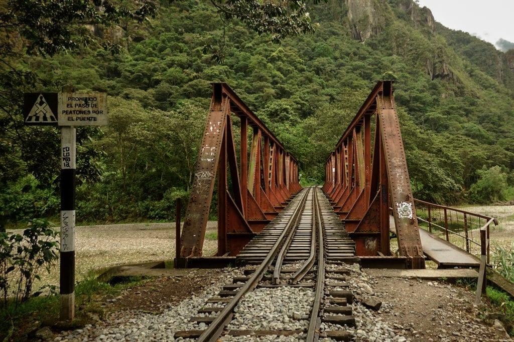 Como e quanto custa chegar a Machu Picchu pelo caminho da hidrelétrica