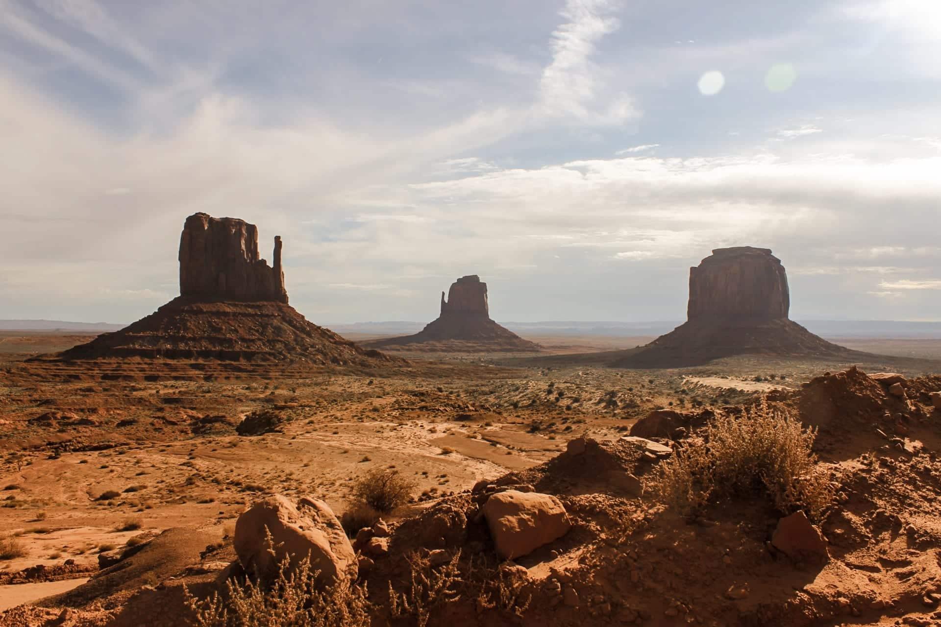 Monument Valley, Utah/Arizona, Estados Unidos