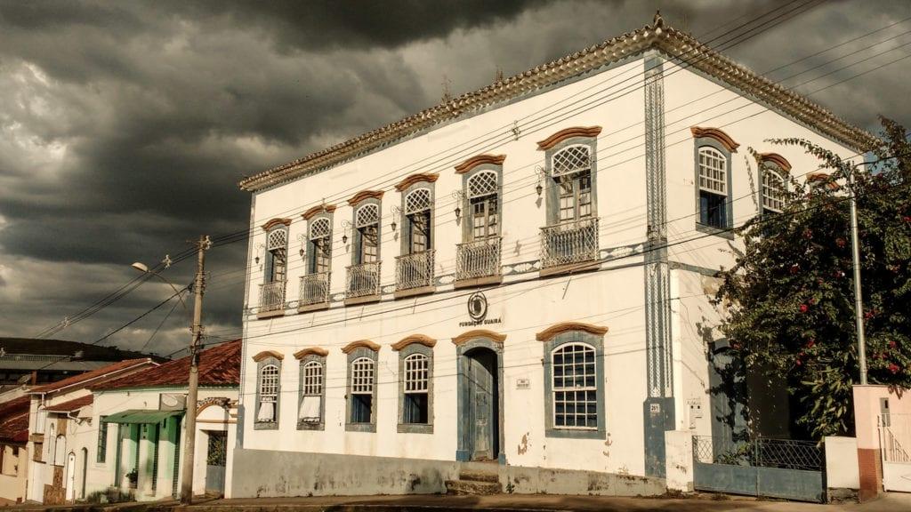 Fundação Guairá, Andrelândia, Minas Gerais