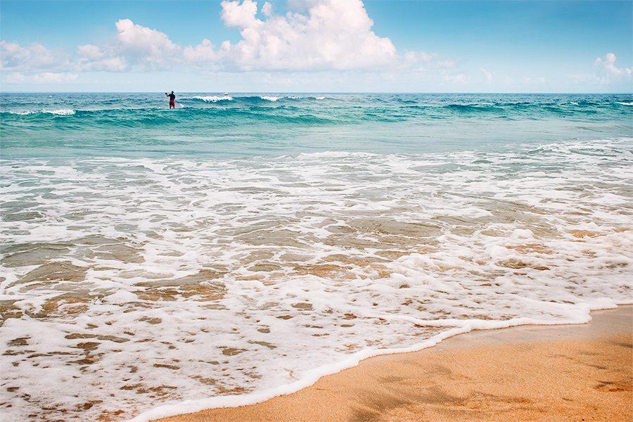 Praia de Bouznika, Marrocos, África