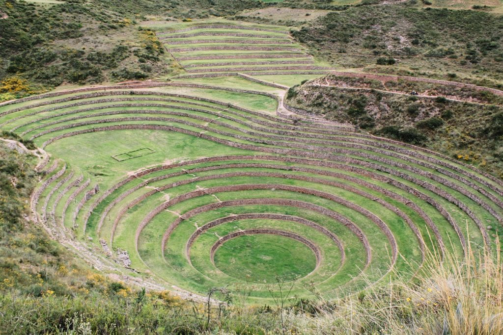 Moray, no Vale Sagrado dos Incas, Peru