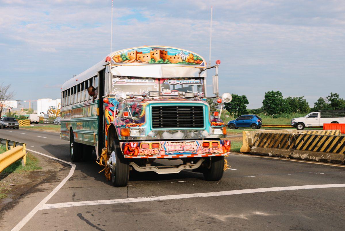 Como ir do Aeroporto da Cidade do Panamá até o Casco Viejo de ônibus