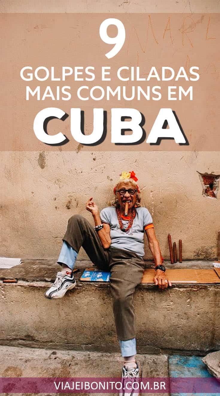 Descubra os golpes mais comuns em Cuba e aprenda a não cair neles. Créditos: Karolina Lubryczynska / Fonte: Flickr