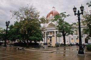 Palacio de Gobierno de Cienfuegos, Cuba