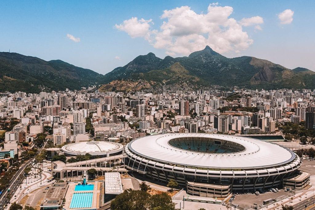 Maracanã, um dos principais passeios no Rio de Janeiro