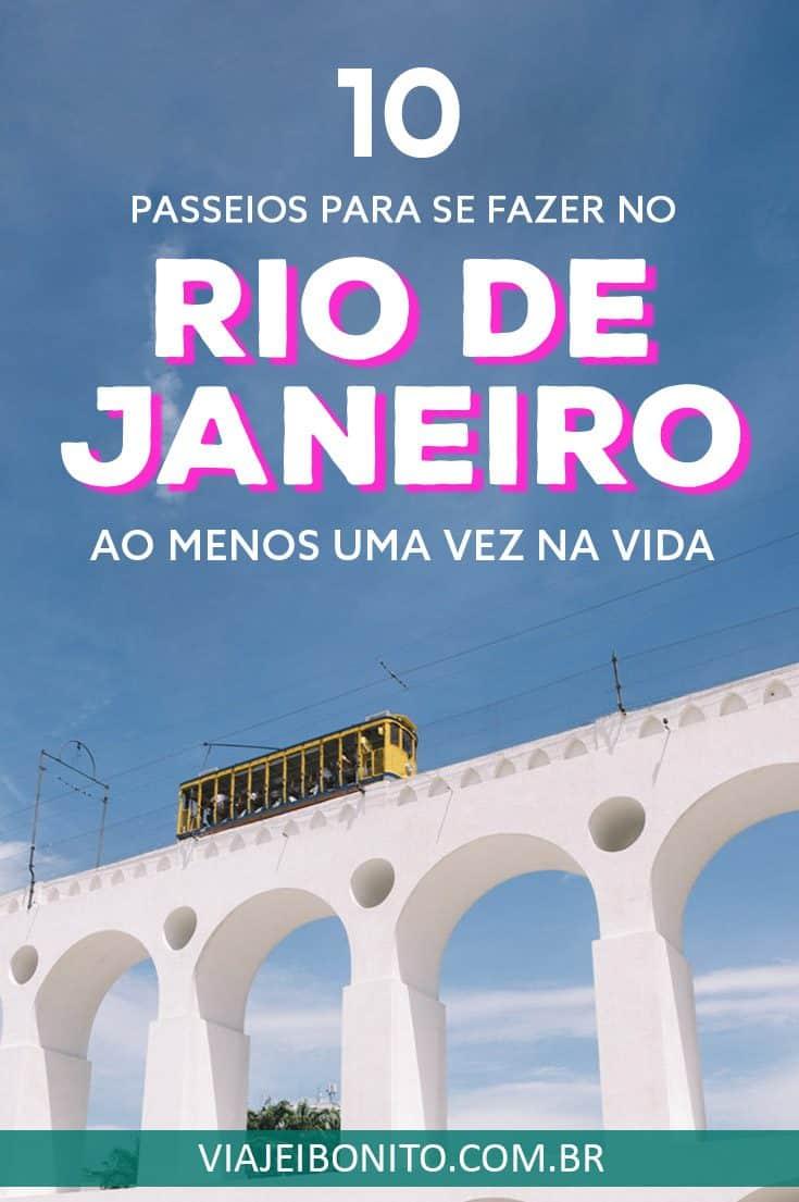 Passeios no Rio de Janeiro para fazer ao menos uma vez na vida. Créditos: lazyllama / Fonte: Shutterstock