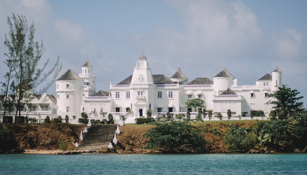 Trident Castle, Port Antonio, Jamaica