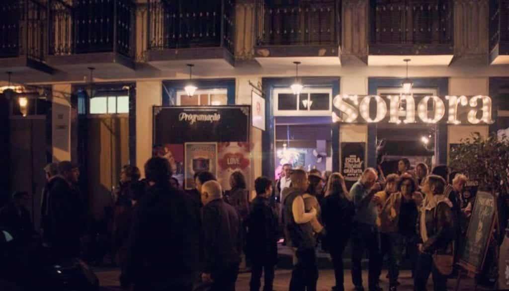 Teatro Sonora em Conservatória, Rio de Janeiro