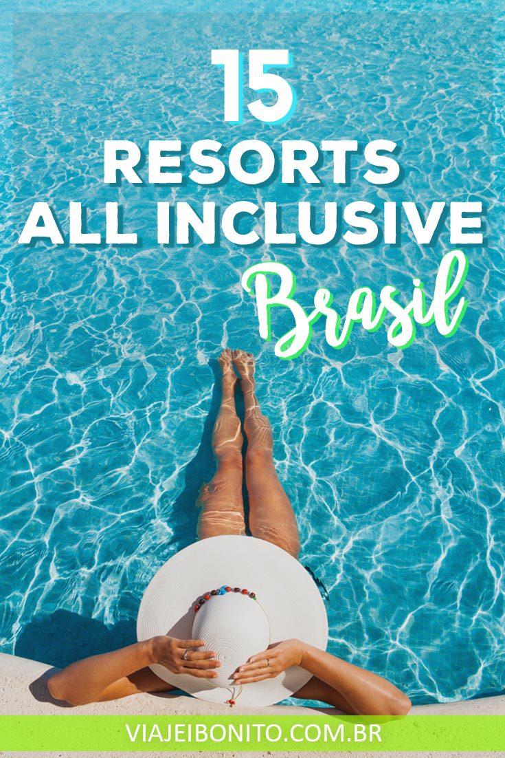 Resorts all inclusive no Brasil. Créditos: Sergey Novikov