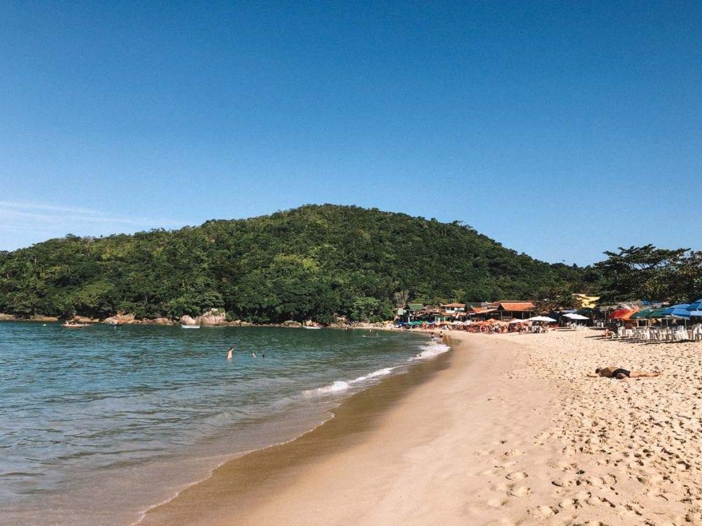 Praia de Fora, Trindade, RJ