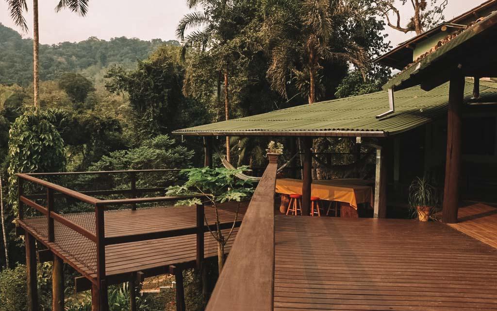 Ninho da Cambacica, hospedagem em Ubatuba, São Paulo