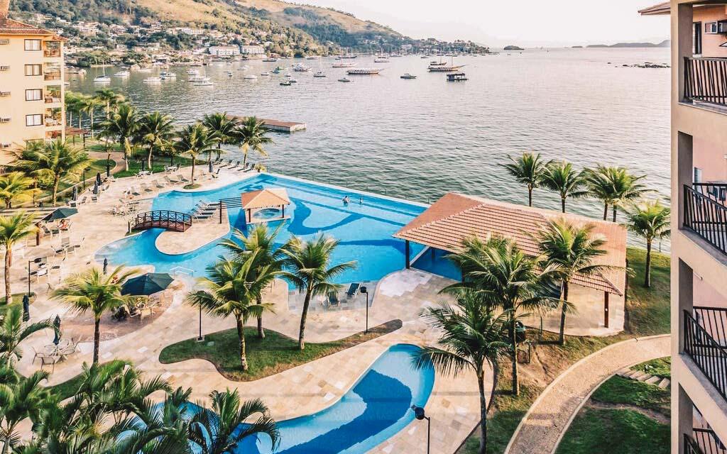 O Mercure é um resort completo com diversas opções de lazer e entretenimento